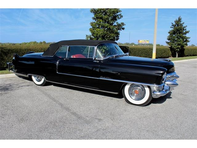 1955 Cadillac Series 62 (CC-1312534) for sale in Sarasota, Florida