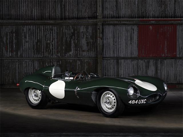 1955 Jaguar D-Type (CC-1312547) for sale in Paris, France