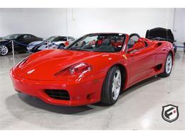 2003 Ferrari 360 (CC-1312549) for sale in Chatsworth, California