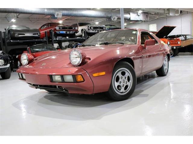 1982 Porsche 928 (CC-1312551) for sale in Hilton, New York