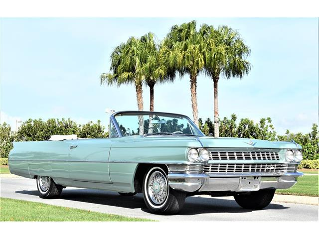 1964 Cadillac DeVille (CC-1312559) for sale in Lakeland, Florida