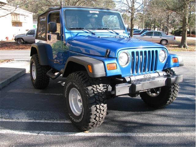 2003 Jeep Wrangler (CC-1312565) for sale in Greensboro, North Carolina