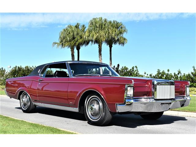 1969 Lincoln Continental Mark III (CC-1312584) for sale in Lakeland, Florida