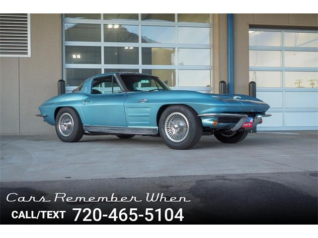 1963 Chevrolet Corvette (CC-1312586) for sale in Englewood, Colorado