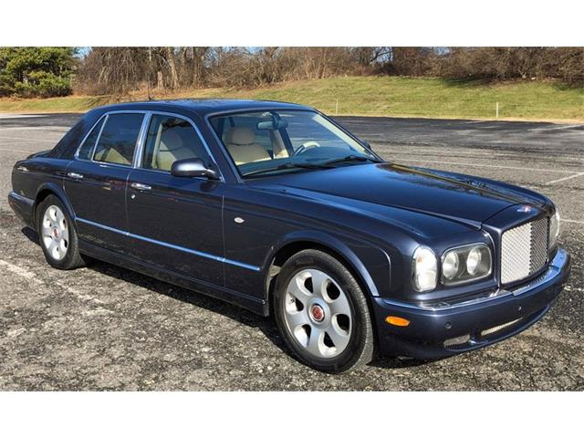 2002 Bentley Arnage (CC-1312589) for sale in West Chester, Pennsylvania