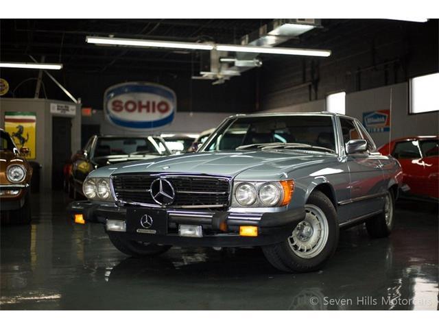 1983 Mercedes-Benz 380SL (CC-1312592) for sale in Cincinnati, Ohio