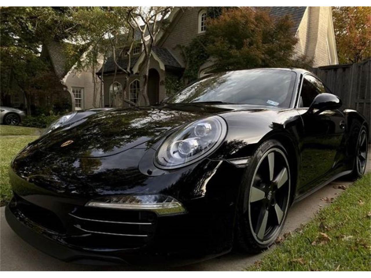 2014 Porsche 911 (CC-1310026) for sale in Cadillac, Michigan