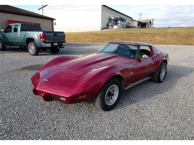 1977 Chevrolet Corvette (CC-1312603) for sale in Cadillac, Michigan