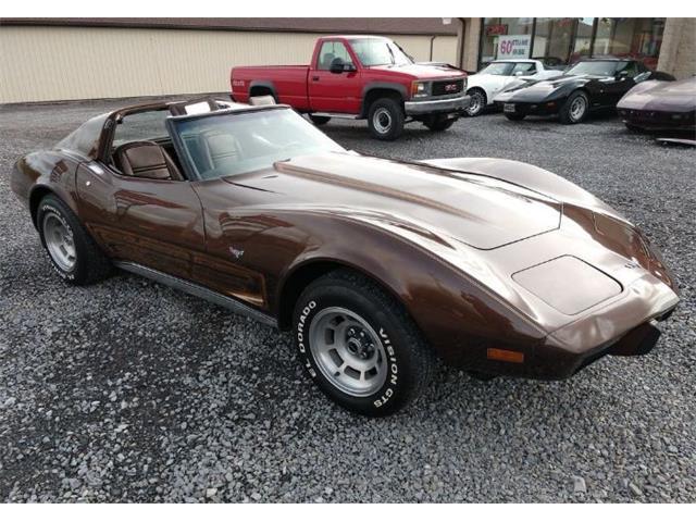 1977 Chevrolet Corvette (CC-1312604) for sale in Cadillac, Michigan