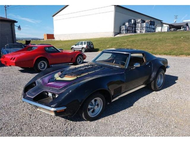 1972 Chevrolet Corvette (CC-1312605) for sale in Cadillac, Michigan