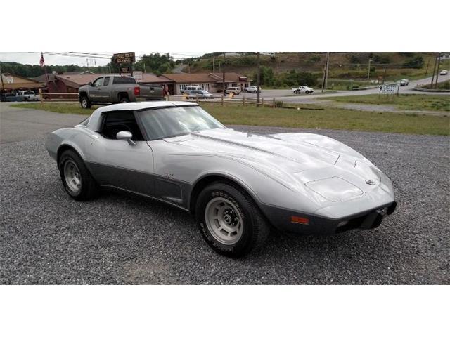 1978 Chevrolet Corvette (CC-1312608) for sale in Cadillac, Michigan