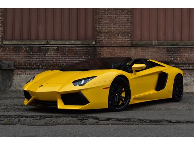 2015 Lamborghini Aventador (CC-1312623) for sale in Wallingford, Connecticut