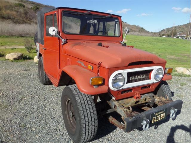 1973 Toyota Land Cruiser FJ (CC-1312626) for sale in Laguna Beach, California