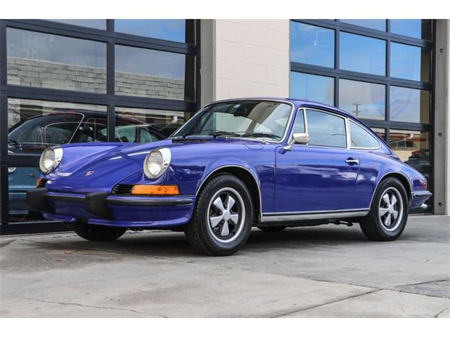 1973 Porsche 911T (CC-1312643) for sale in Costa Mesa, California