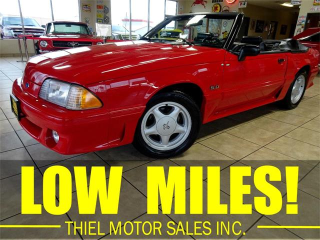 1993 Ford Mustang (CC-1312657) for sale in De Witt, Iowa