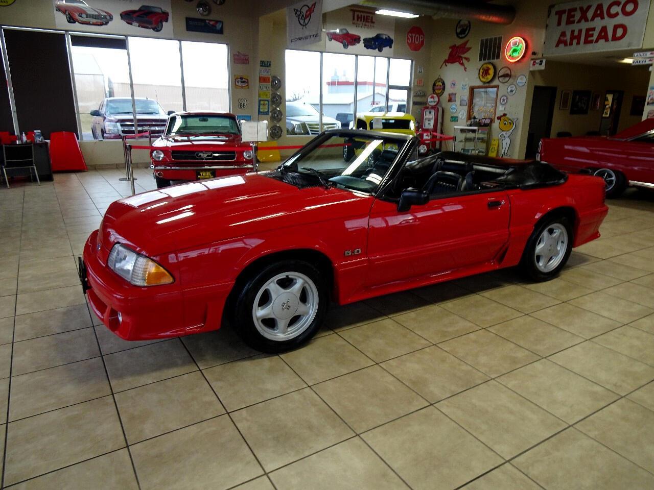 1993 Ford Mustang (CC-1312657) for sale in De Witt, Iowa
