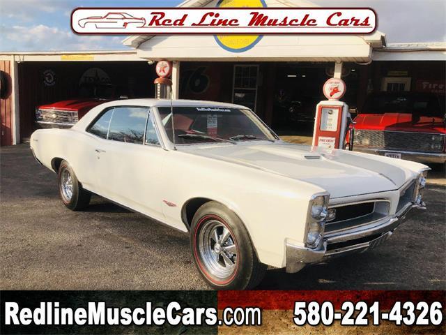 1966 Pontiac LeMans (CC-1312658) for sale in Wilson, Oklahoma