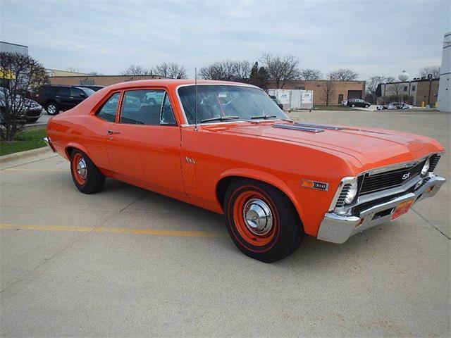 1969 Chevrolet Nova (CC-1312668) for sale in Burr Ridge, Illinois
