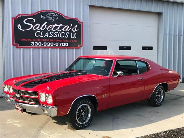 1970 Chevrolet Chevelle SS (CC-1312674) for sale in Orville, Ohio