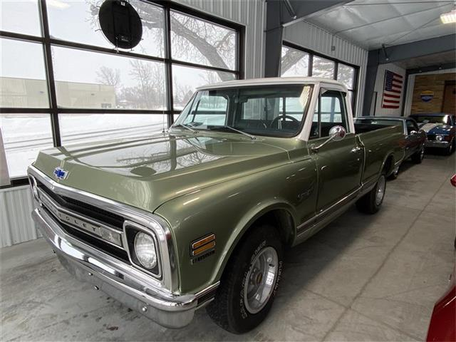 1969 Chevrolet C/K 10 (CC-1312675) for sale in Webster, South Dakota