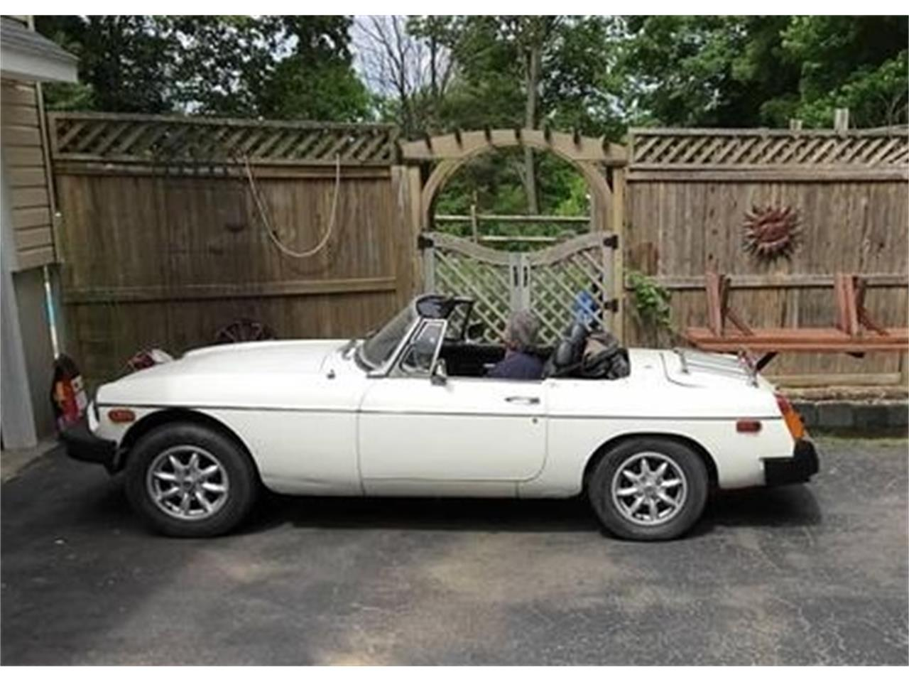 1979 MG MGB (CC-1312680) for sale in Bethel, Connecticut
