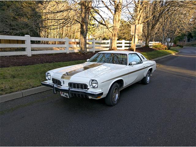 1973 Oldsmobile Hurst (CC-1312684) for sale in Redmond, Washington