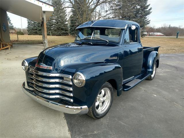 1952 Chevrolet 3100 (CC-1312699) for sale in Goodrich, Michigan