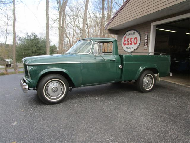 1964 Studebaker Pickup (CC-1312707) for sale in Deep River, Connecticut