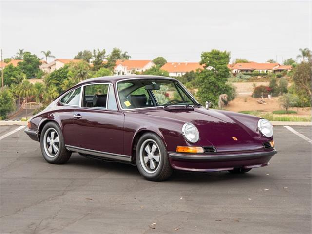 1973 Porsche 911 (CC-1310272) for sale in Fallbrook, California