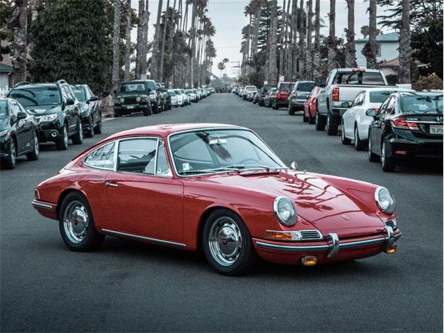 1967 Porsche 911 (CC-1310273) for sale in Fallbrook, California