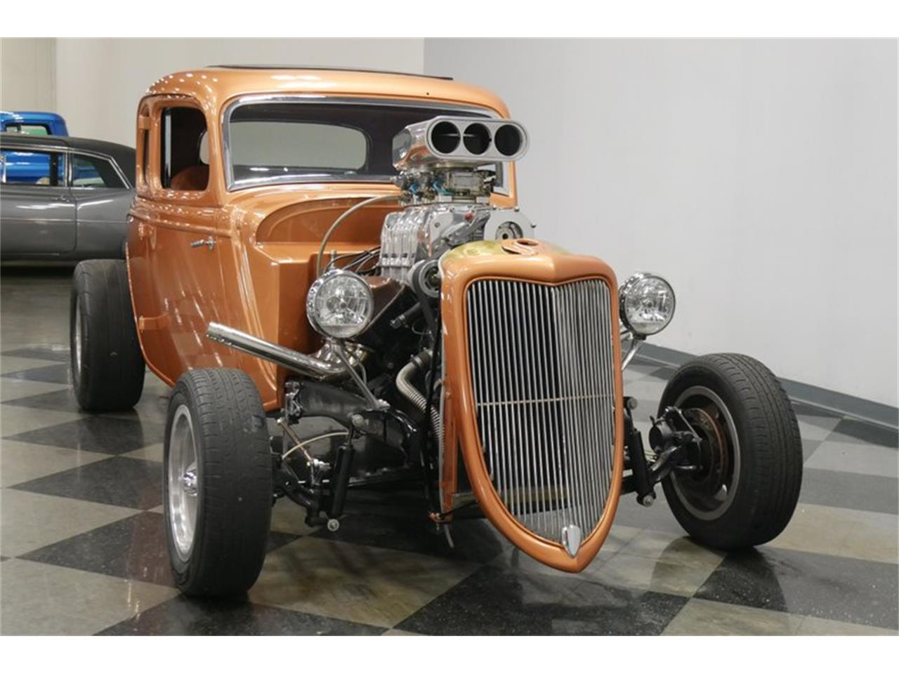1934 Ford 5-Window Coupe (CC-1312749) for sale in Lavergne, Tennessee