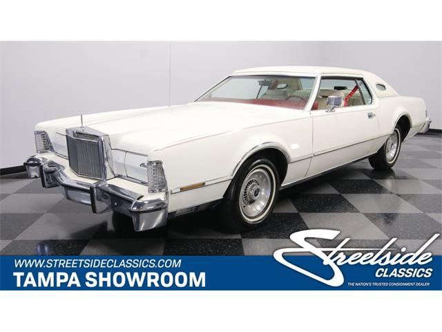 1976 Lincoln Continental (CC-1312760) for sale in Lutz, Florida