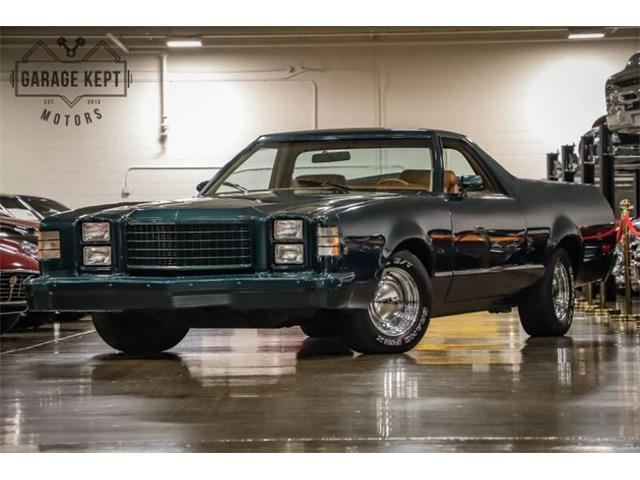 1979 Ford Ranchero (CC-1312762) for sale in Grand Rapids, Michigan