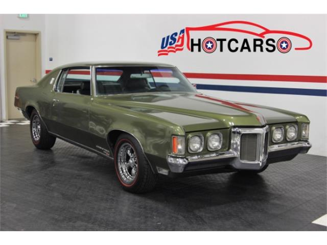 1969 Pontiac Grand Prix (CC-1312790) for sale in San Ramon, California