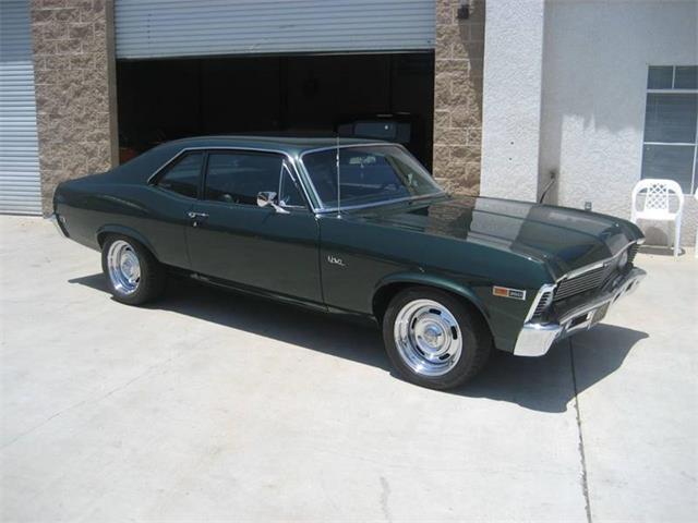 1969 Chevrolet Nova (CC-1312795) for sale in Brea, California