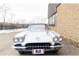 1959 Chevrolet Corvette (CC-1312797) for sale in Wallingford, Connecticut