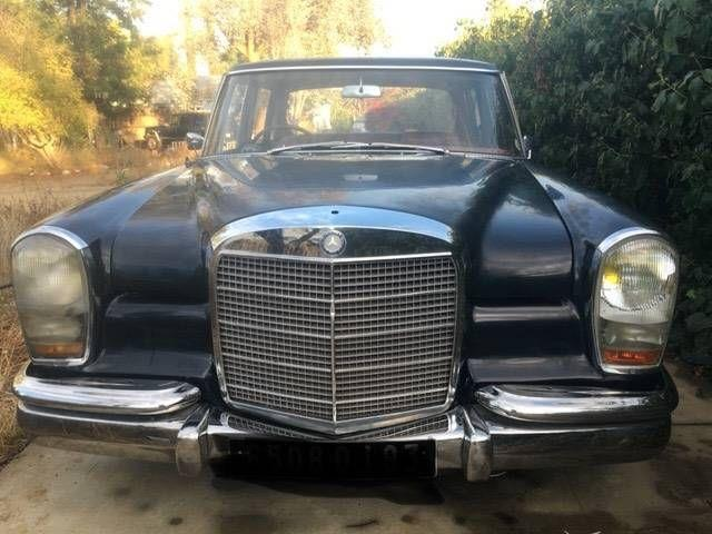 1966 Mercedes-Benz 600 (CC-1310028) for sale in Cadillac, Michigan