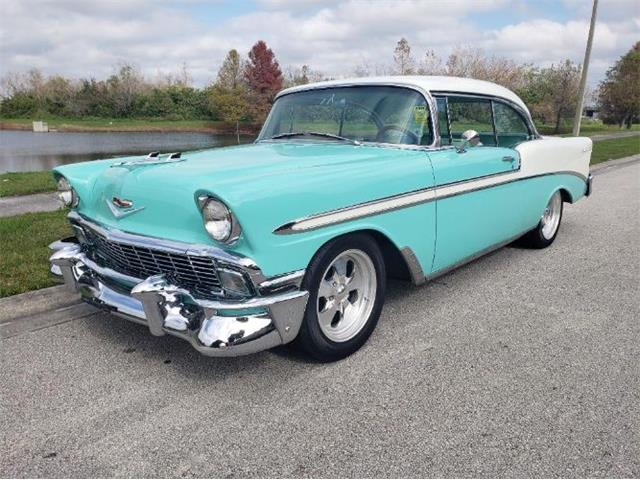 1956 Chevrolet Bel Air (CC-1312820) for sale in Cadillac, Michigan