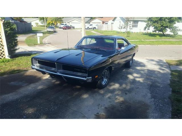 1969 Dodge Charger (CC-1312821) for sale in Cadillac, Michigan