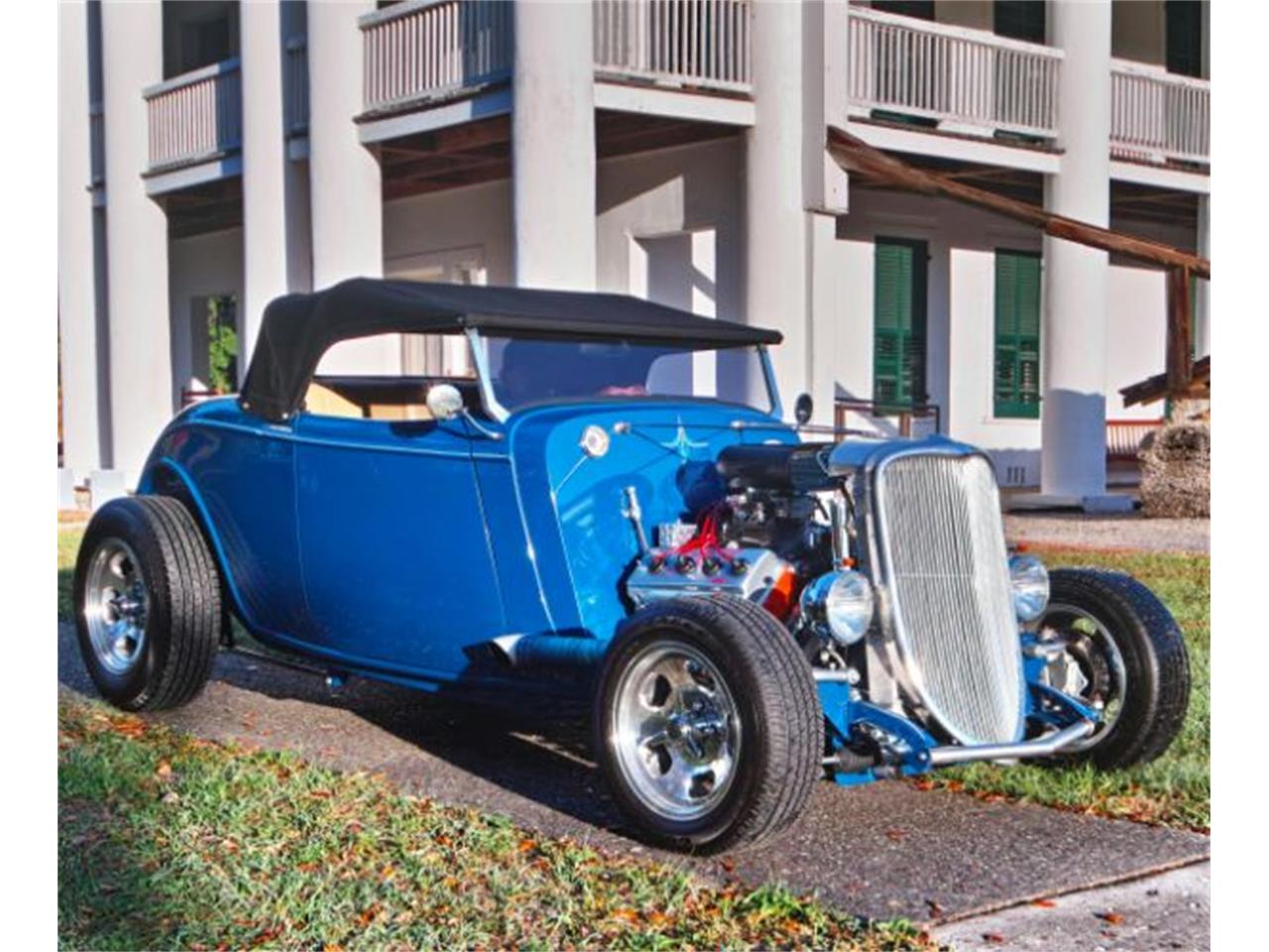 1934 Ford Roadster (CC-1312822) for sale in Cadillac, Michigan