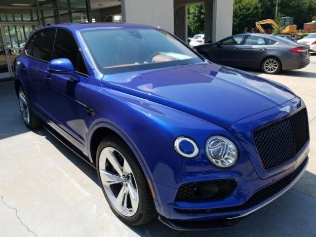2018 Bentley Bentayga (CC-1312823) for sale in Cadillac, Michigan