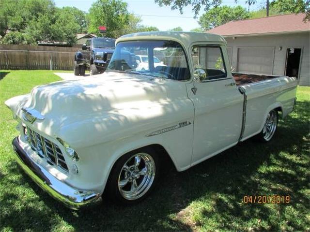 1955 Chevrolet 3100 (CC-1312824) for sale in Cadillac, Michigan