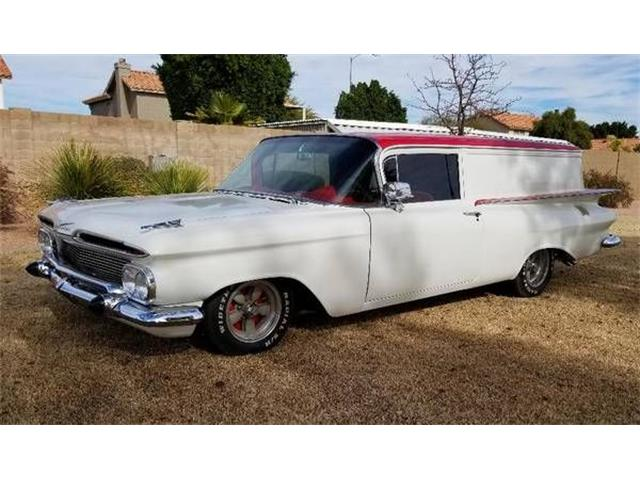 1959 Chevrolet Sedan Delivery (CC-1312826) for sale in Cadillac, Michigan