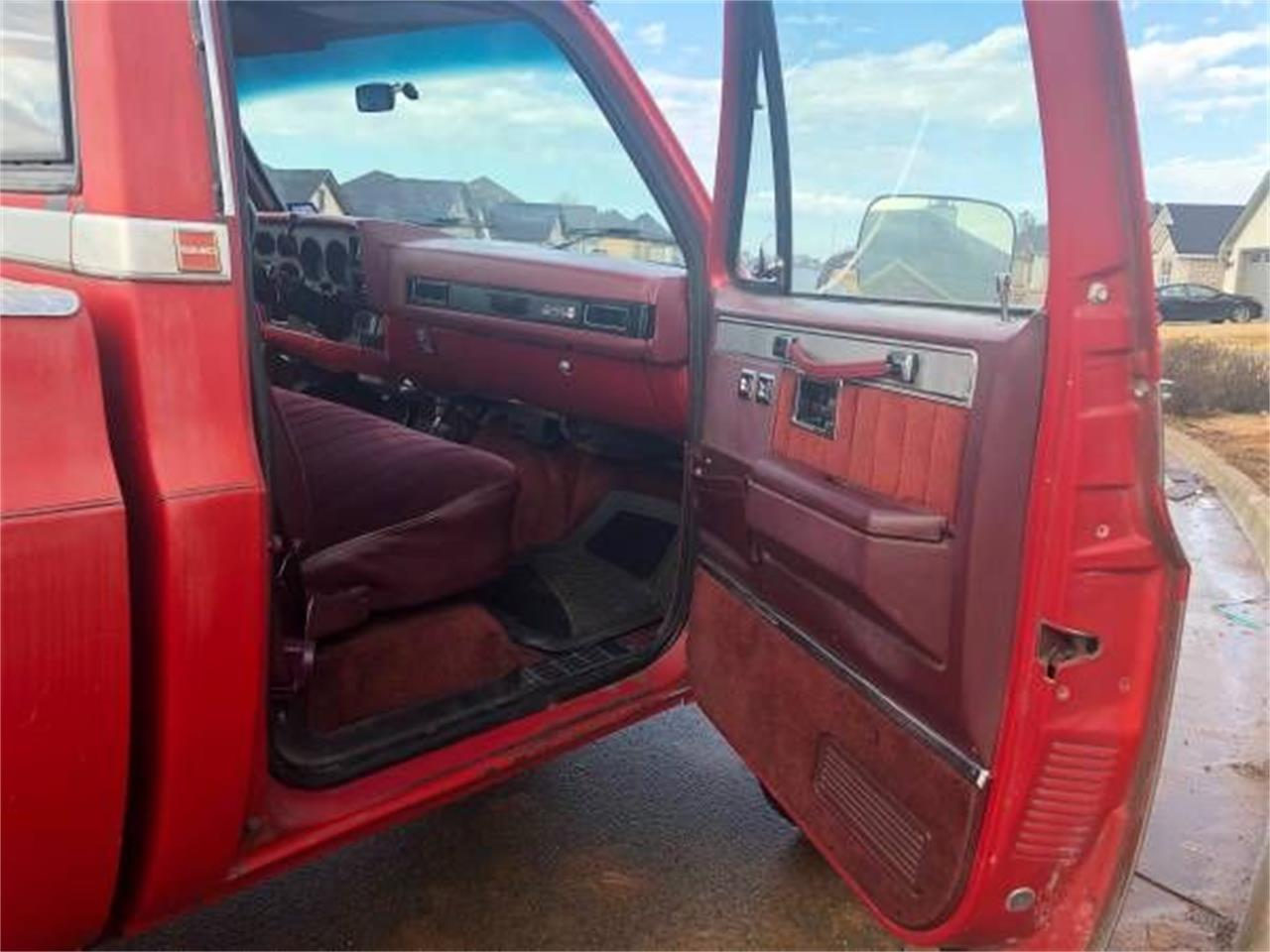 1987 GMC Sierra (CC-1312833) for sale in Cadillac, Michigan