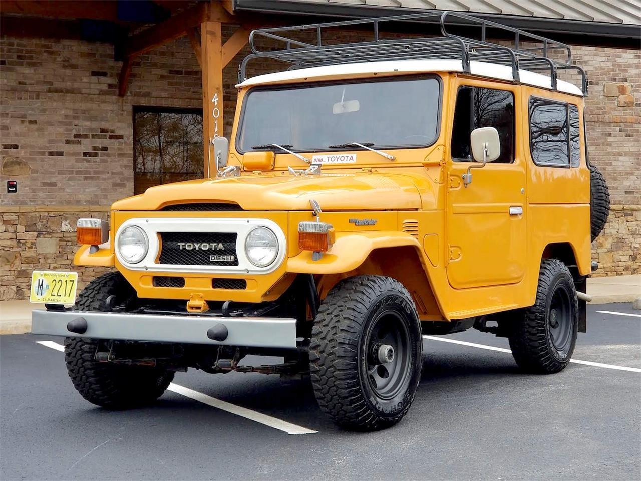 1978 Toyota Land Cruiser BJ40 (CC-1312841) for sale in Oakwood, Georgia