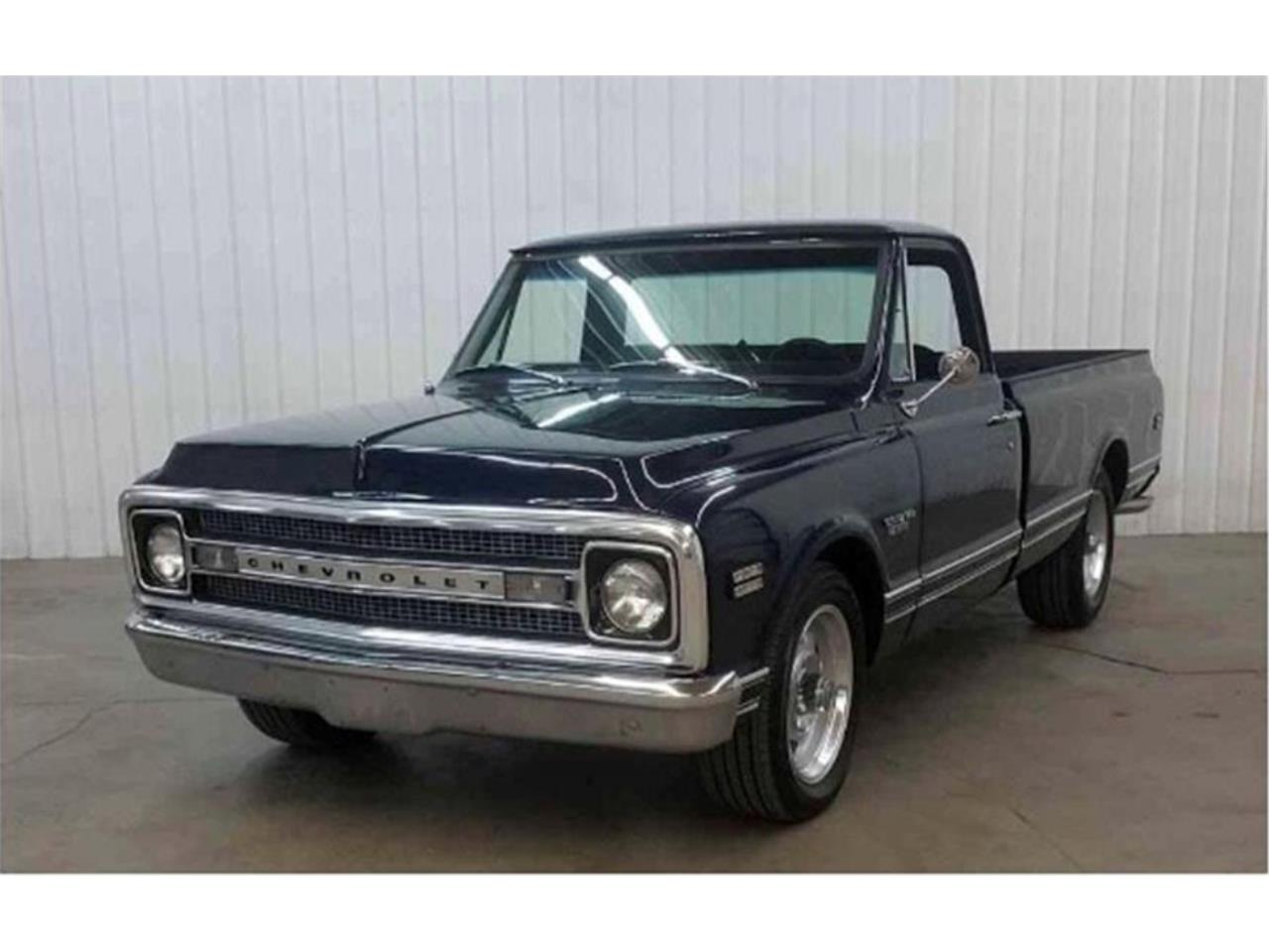 1969 Chevrolet C10 (CC-1312844) for sale in Lakeway, Texas
