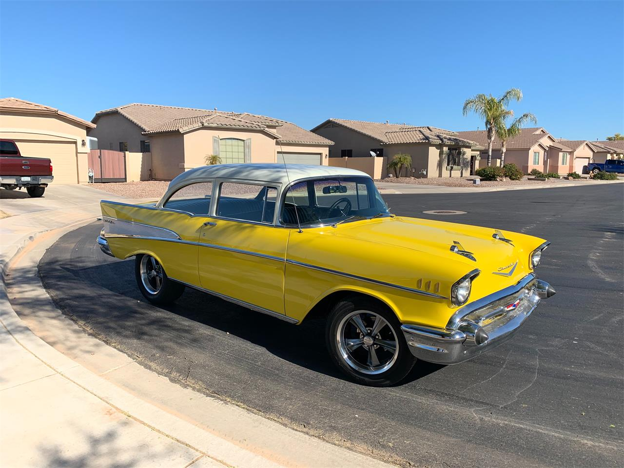 1957 Chevrolet Bel Air (CC-1312847) for sale in Chandler, Arizona