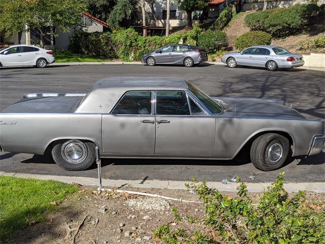 1963 Lincoln Continental (CC-1312848) for sale in Pomona, United States