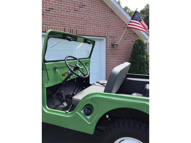 1964 Jeep CJ5 (CC-1312853) for sale in Waynesboro , Pennsylvania