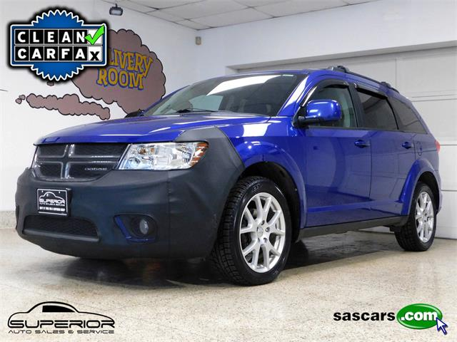 2012 Dodge Journey (CC-1312867) for sale in Hamburg, New York